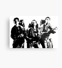 The Ghostbusters! Metal Print