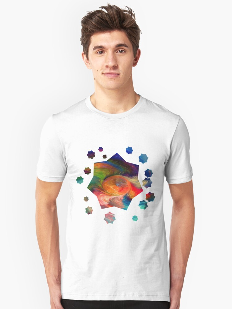 Star Silhouette Unisex T-Shirt Front