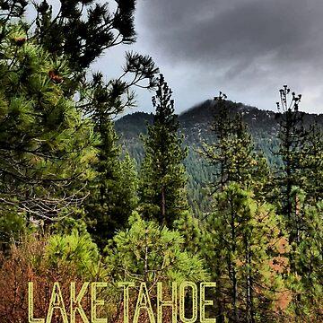 Spooner Summit (Lake Tahoe, Nevada) by JaredManninen