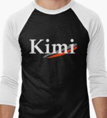 Kimi-West F1 Mclaren Men's Baseball ¾ T-Shirt