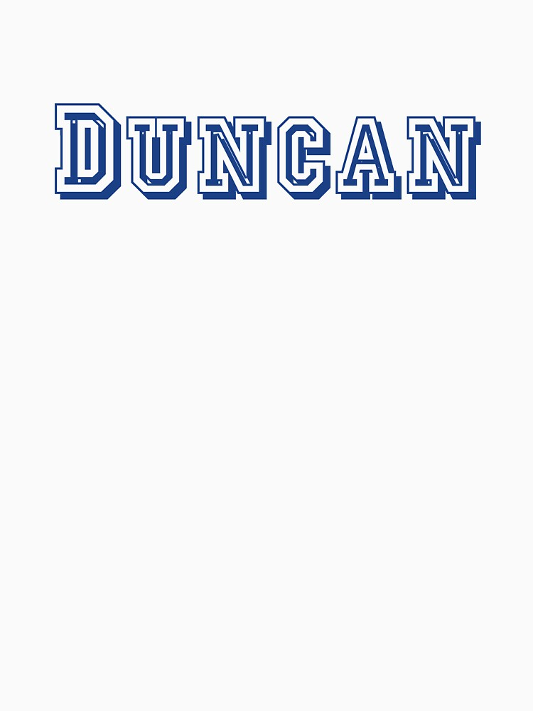Duncan by CreativeTs