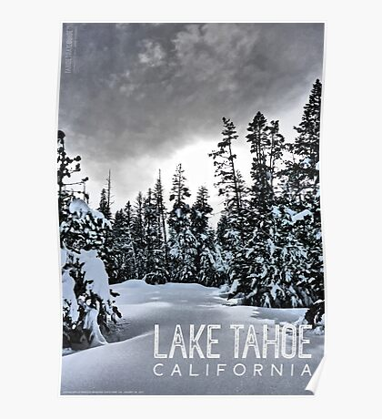 Washoe Meadows State Park Poster