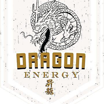 Dragon Energy by joeycristo