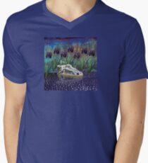 Lady of the Lake V-Neck T-Shirt