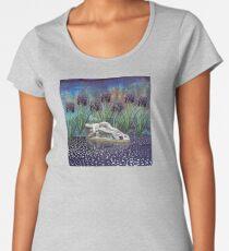 Lady of the Lake Premium Scoop T-Shirt