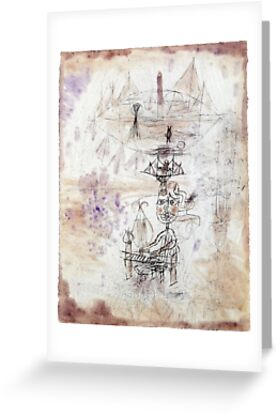 Klee - Song of the Journey by Ship by virginia50
