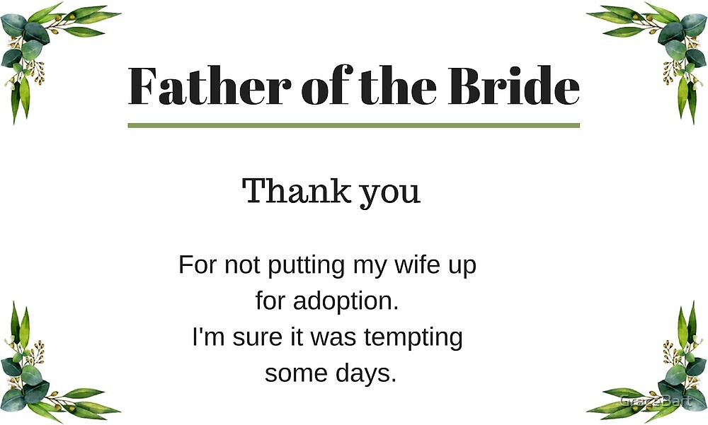 Father of the Bride - mugs by GraceBart