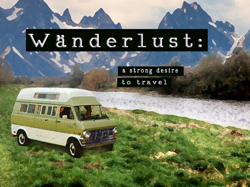 Camping in Wanderlust by Connor McBride