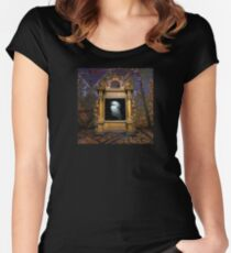 Of Stardust and Transcendence Fitted Scoop T-Shirt