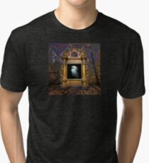 Of Stardust and Transcendence Tri-blend T-Shirt