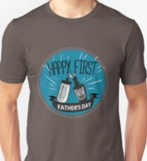 First Fathers Day Unisex T-Shirt