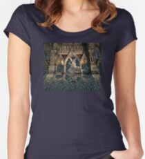 Eros and Psyche Fitted Scoop T-Shirt