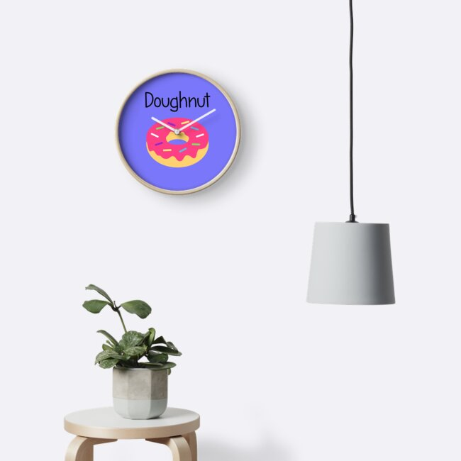 Sprinkle Doughnut by EclecticWarrior