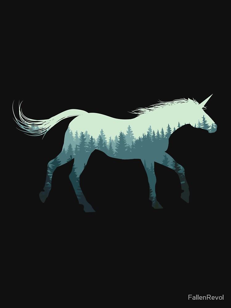 Beautiful Horse  by FallenRevol