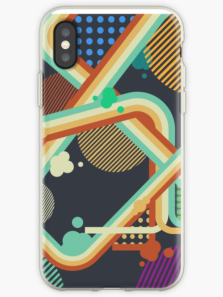 Funky 1980 phone case by Jake1515
