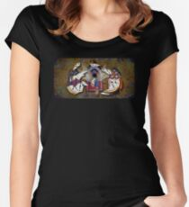 Journey through the Continuum Fitted Scoop T-Shirt
