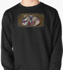 Journey through the Continuum Pullover Sweatshirt