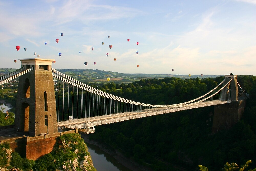 Bristol International Balloon Fiesta by Brovender