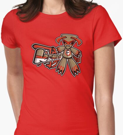 Fierce Mascot Tag T-Shirt