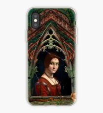 A Rose for the Contessa iPhone Case