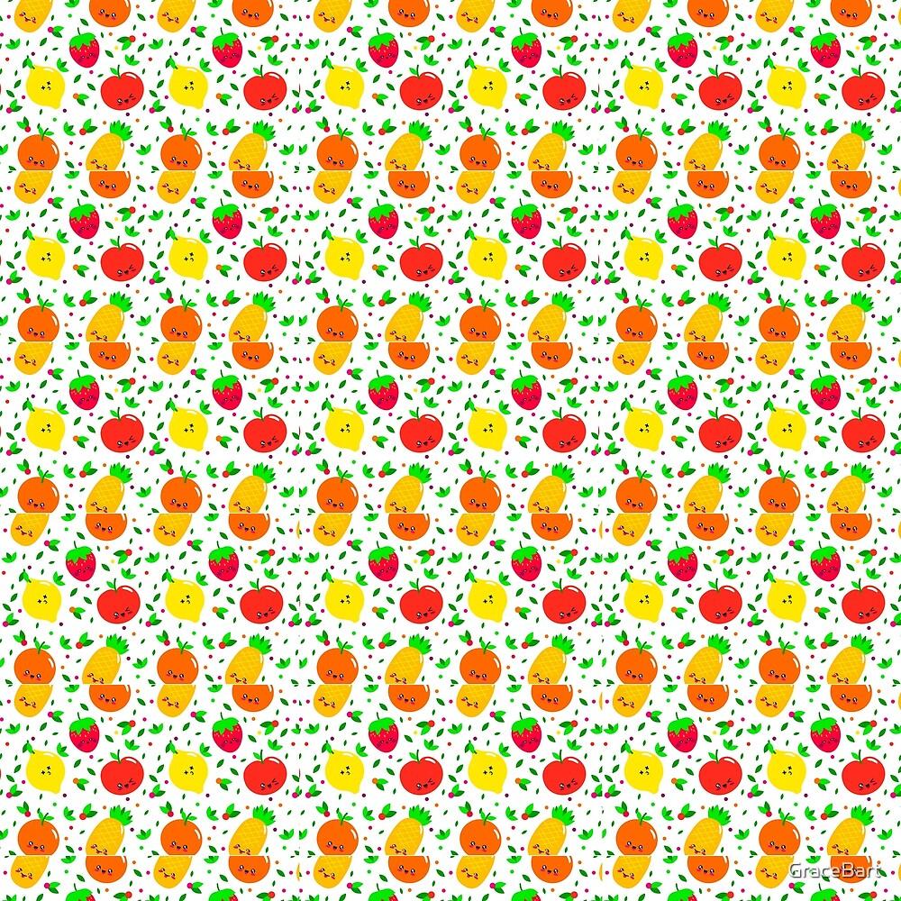 Fruit Party by GraceBart