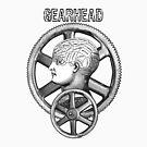Gearhead #1 by RetroArtFactory