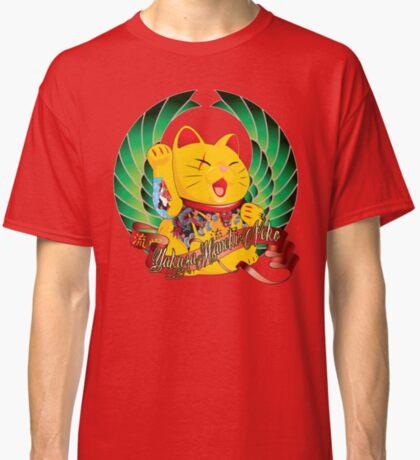 Yakuza Maneki Neko Classic T-Shirt