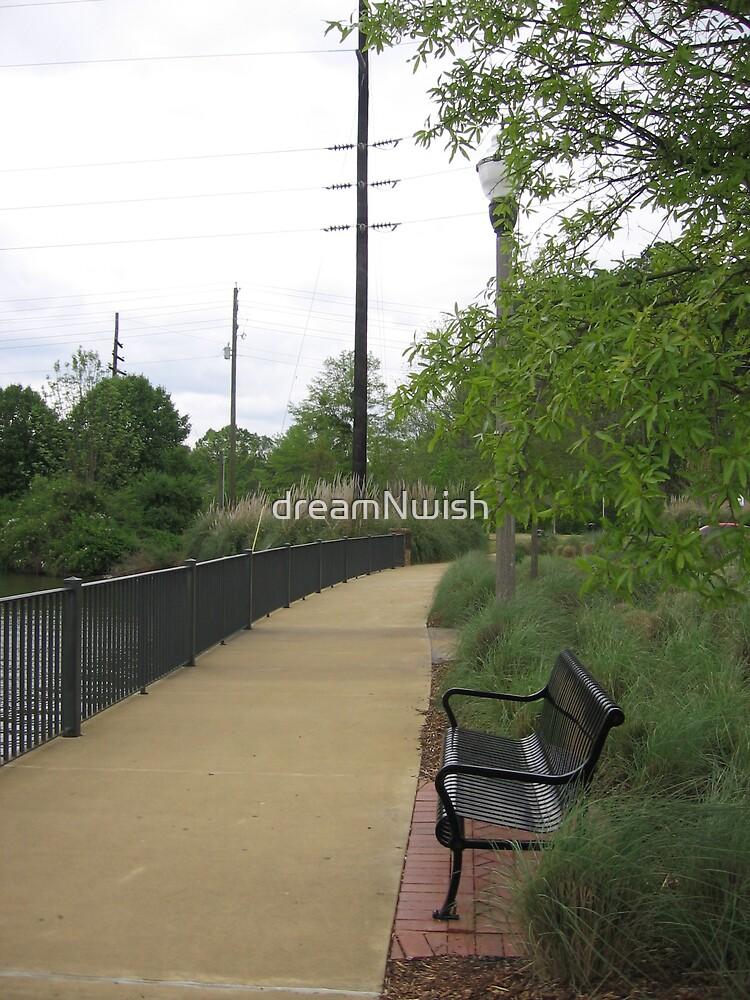 Pathway - James D. Martin Wildlife Park by dreamNwish