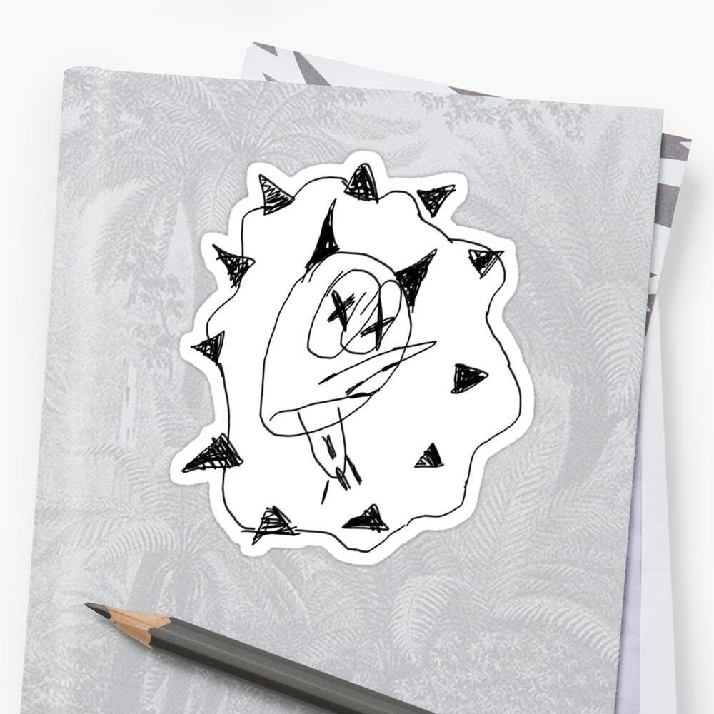 Ditzy Devil Logo by ya-yaa