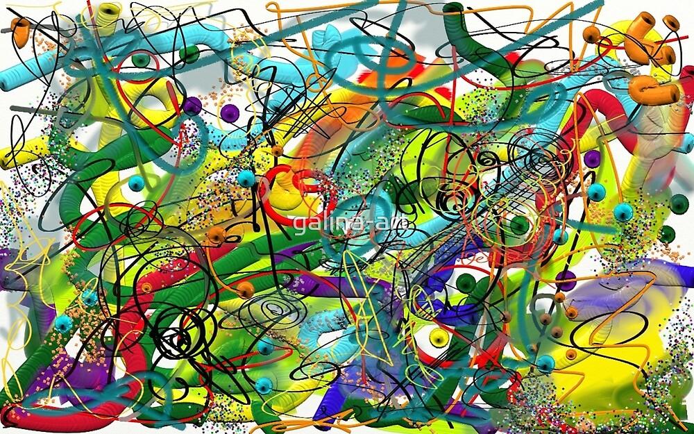 Galactic Design by galina-art
