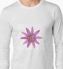 Passiflora Lavendar Lady Long Sleeve T-Shirt
