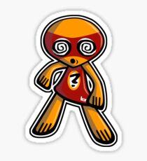 Hypno Mascot Sticker