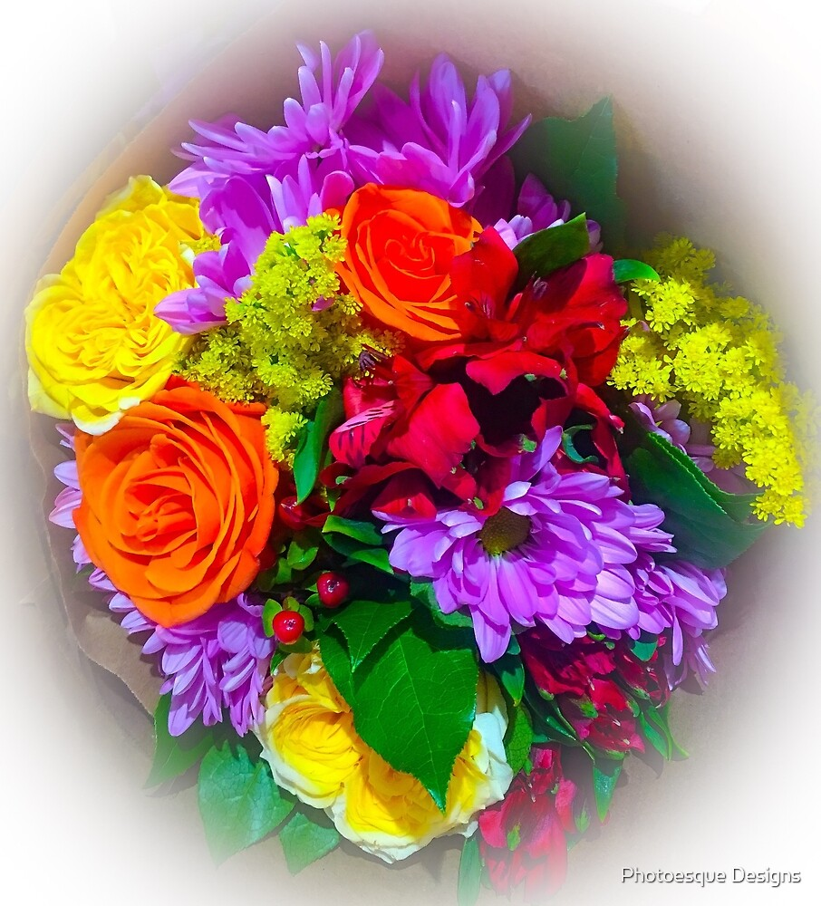 Mothers' Day Bouquet by Photoesque Designs