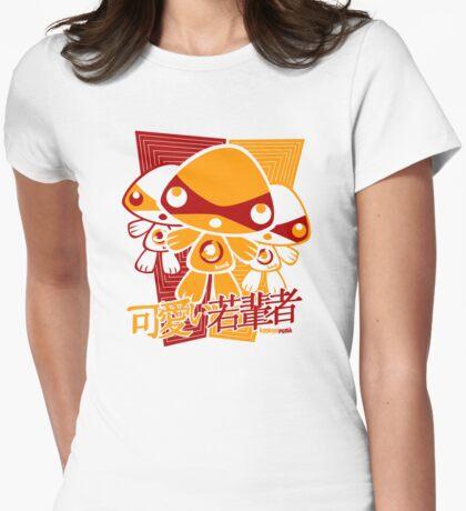 Junior Mascot Stencil T-Shirt