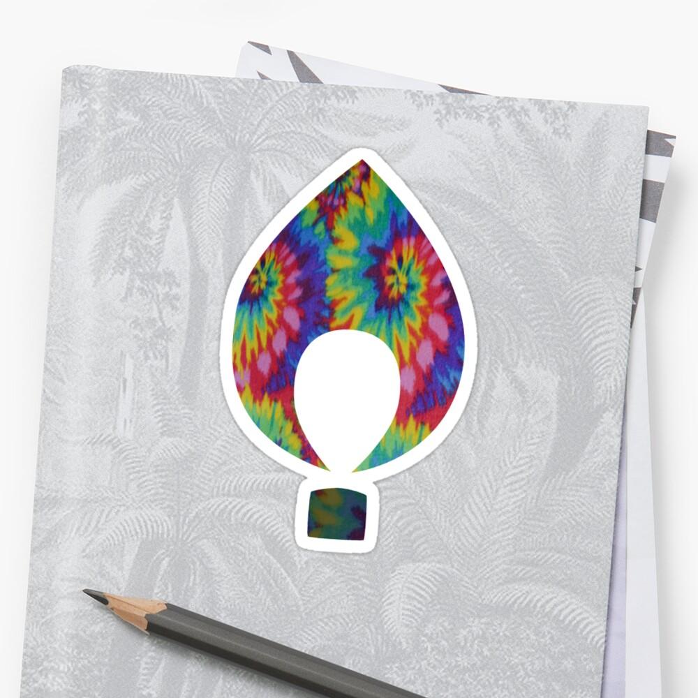 Tye Dye Dance Marathong Logo by cassyz