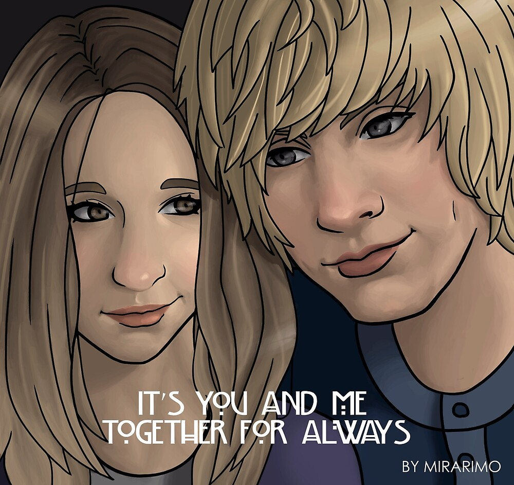 Tate & Violet by Mirarimo