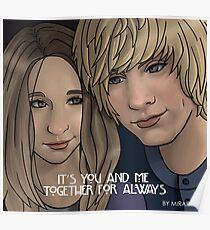Tate & Violet Poster