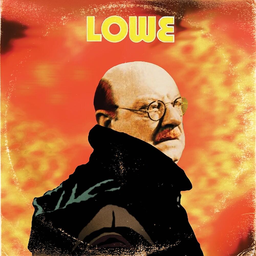 David Bowie Meets Arthur Lowe by PaulGCornish