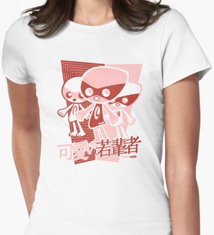 Lovestruck Mascot Stencil T-Shirt