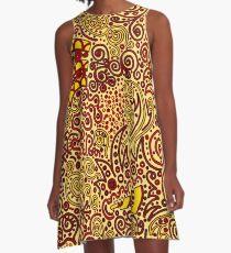 Summertime A-Line Dress