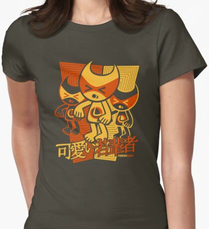 Lucky 7 Mascot Stencil T-Shirt