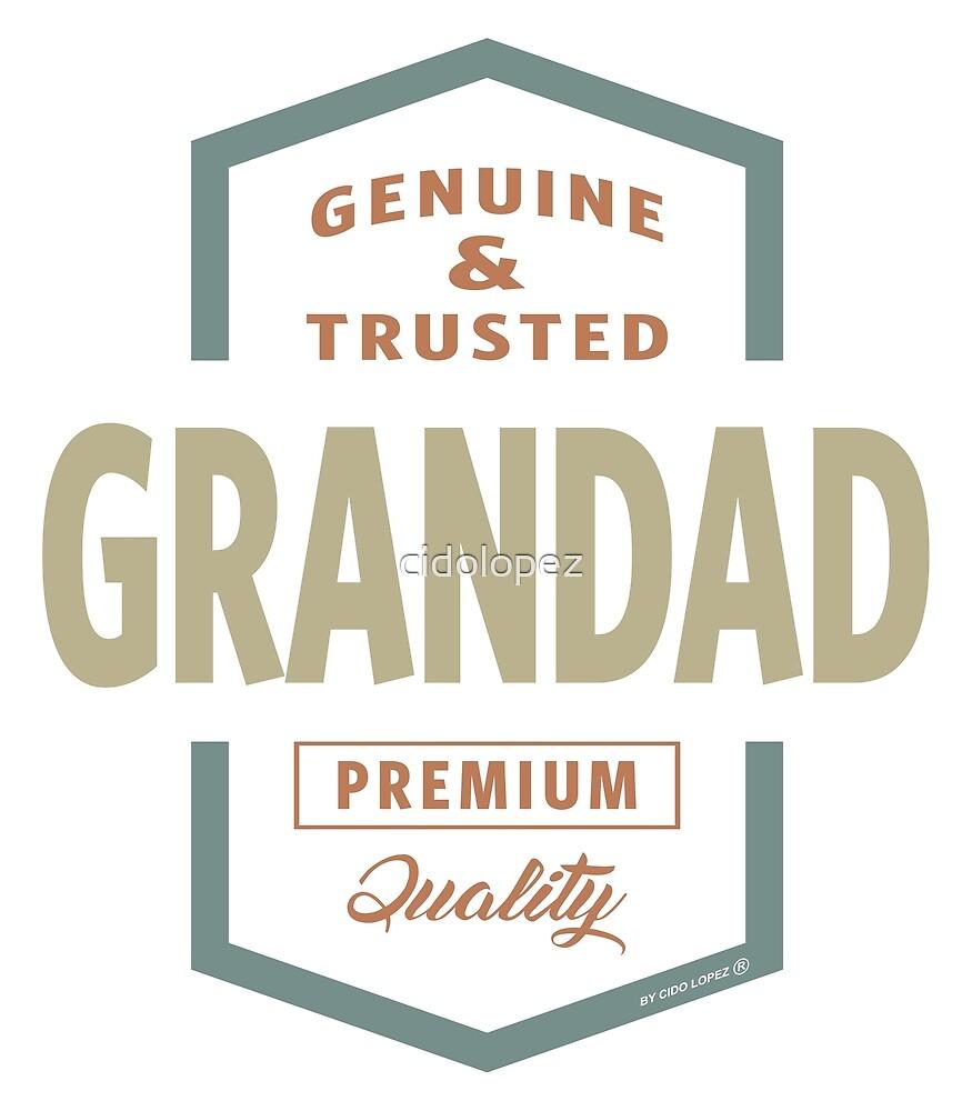 Genuine Grandad by cidolopez
