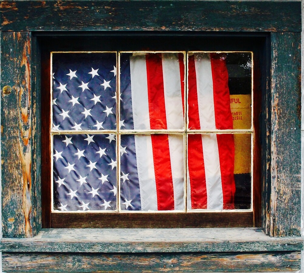 American Flag by ColorsOfAutumn