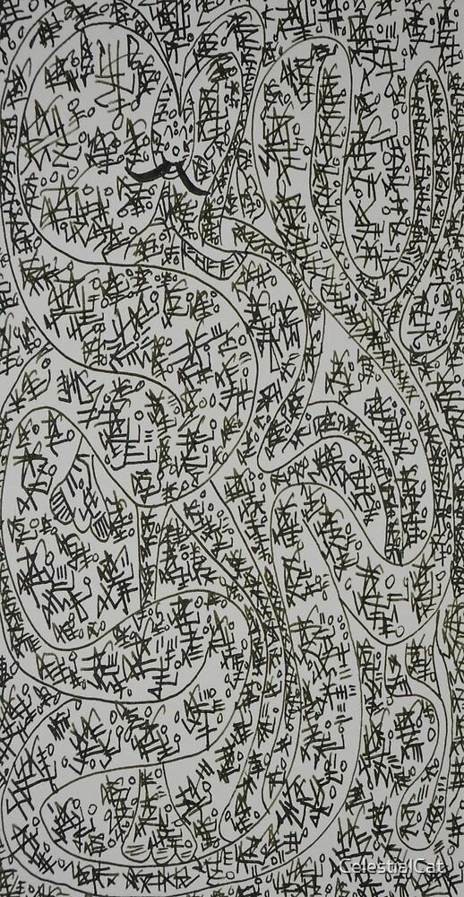 doodle 5-11-18 by CelestialCat