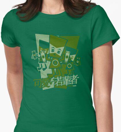 Money Mascot Stencil T-Shirt