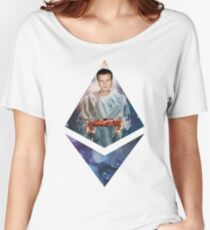 Heavenly Vitalik Ethereum Icon Women's Relaxed Fit T-Shirt