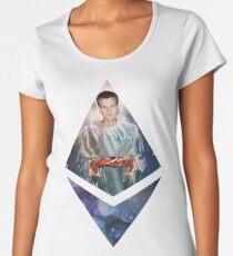 Heavenly Vitalik Ethereum Icon Women's Premium T-Shirt