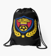 Colombia Flag | Colombia Jersey | World Cup 2018 | soccer player gift | soccer coach gift | team soccer gifts | soccer gifts for him | soccer shirts | soccer gift ideas | futbol | Columbian Drawstring Bag