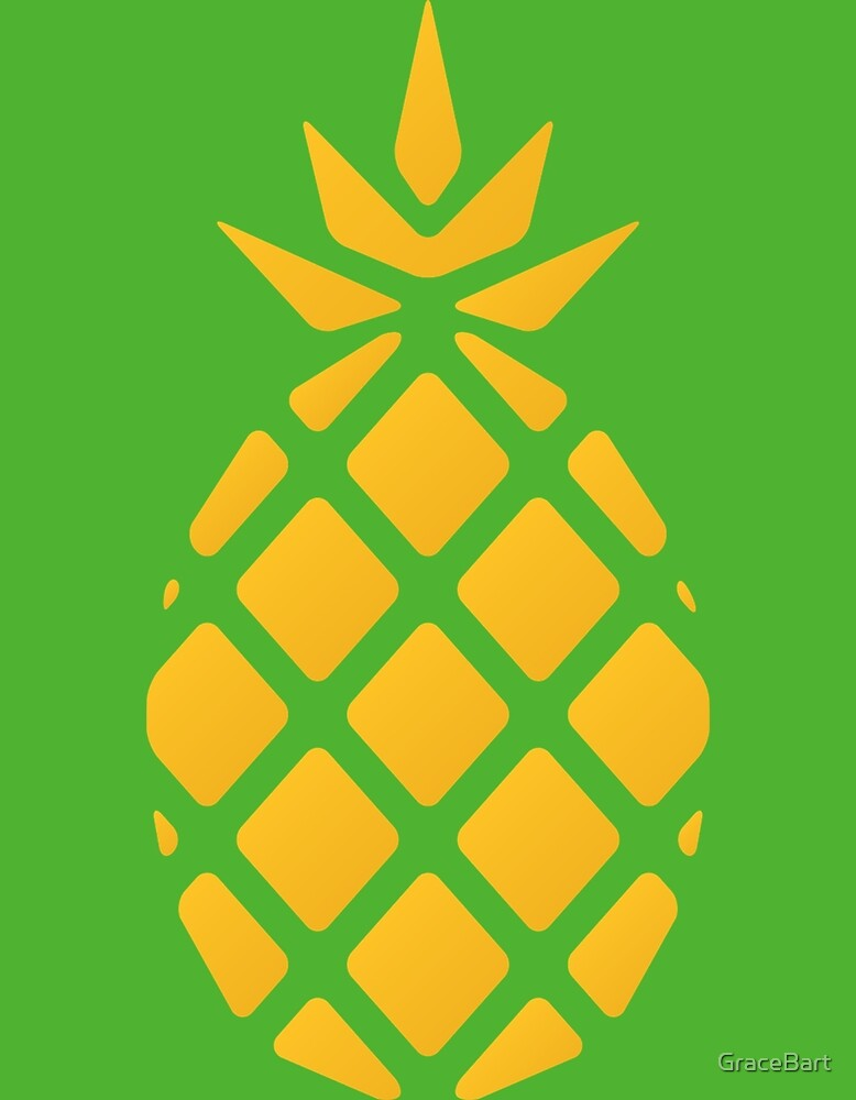 Pineapple Galore by GraceBart
