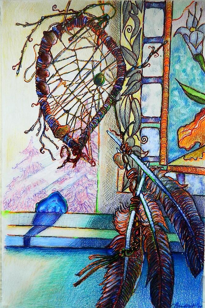 Dreamcatcher and Cobalt by Caelanthealien0